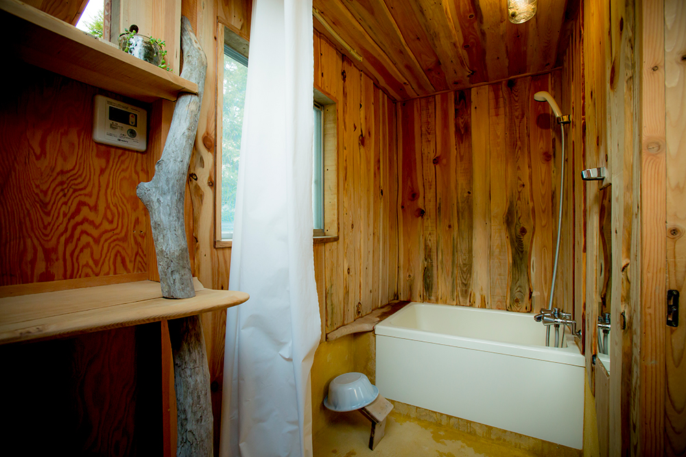 小とりの宿 お風呂