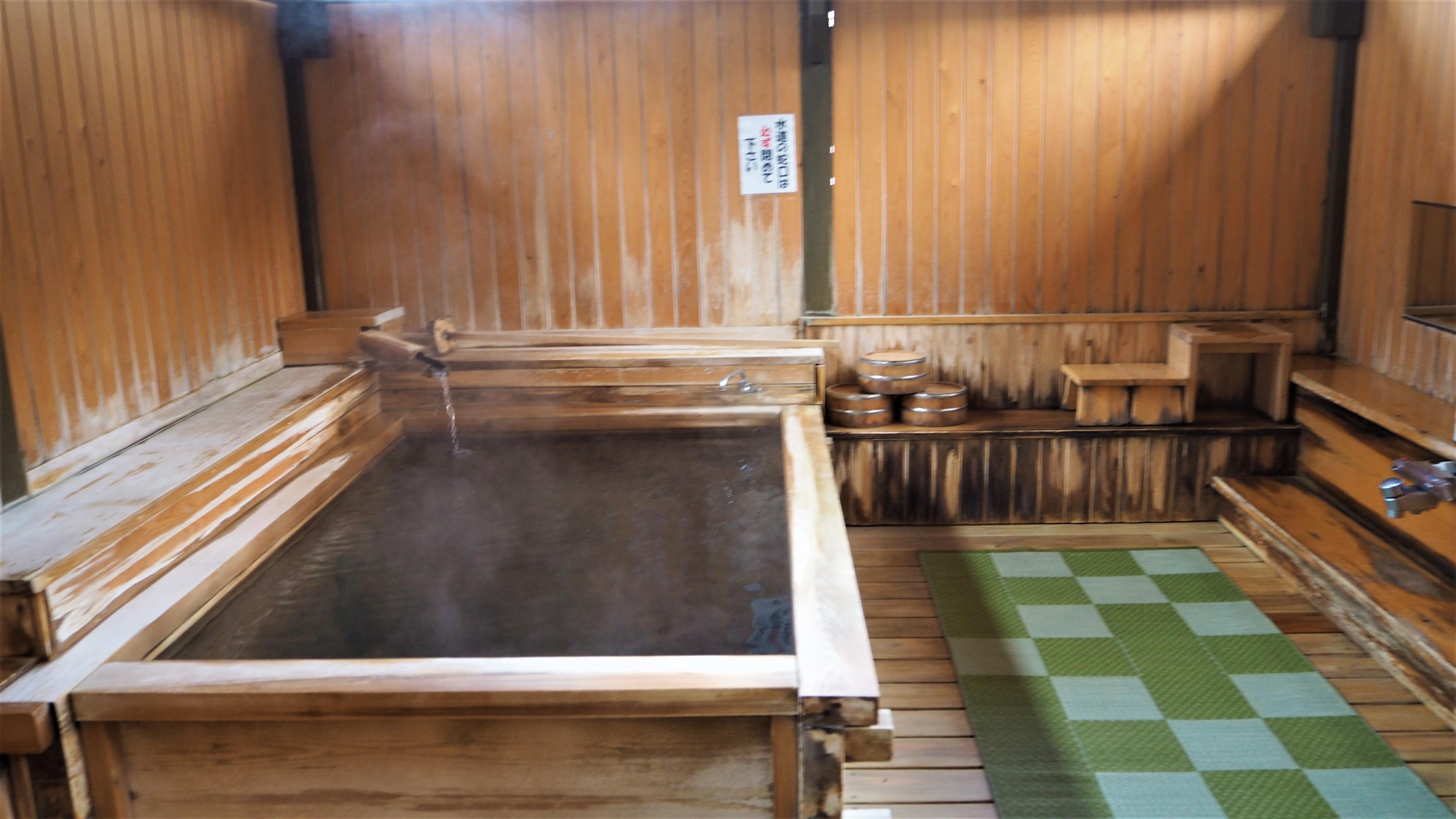 貸切風呂②