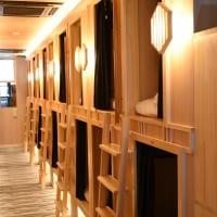 奈良の森ホテル カプセルホテル