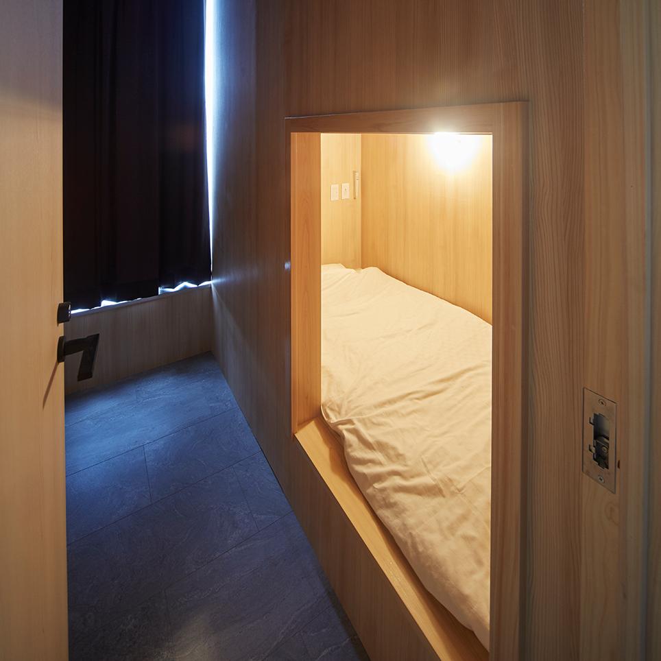 奈良の森ホテル 個室