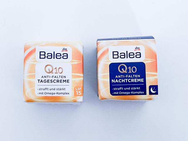 Q10 Anti-Falten Tagescreme/Nachtcreme