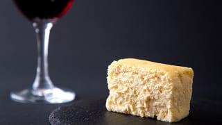 ワインバーnomuno「テリーヌチーズケーキ」