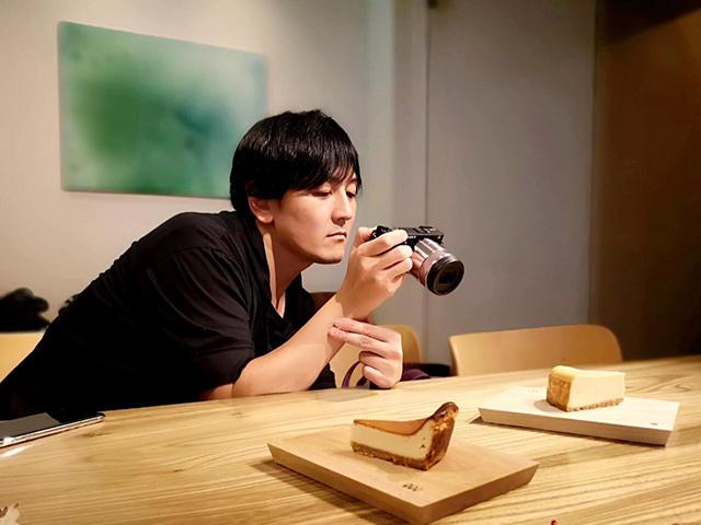 あまいけいき(チーズケーキマニア 福田弘亘)監修「テリーヌチーズケーキ」