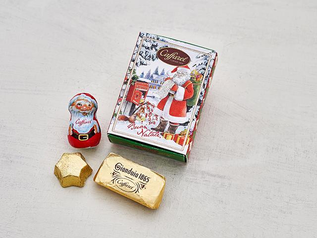 カファレル(Caffarel)「クリスマスコレクション2019」ピッコロナターレ