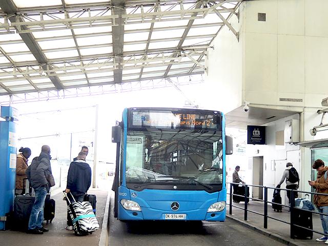 パリ・シャルルドゴール空港近郊「ロワシー・アン・フランス地区」ホテル無料シャトルバス