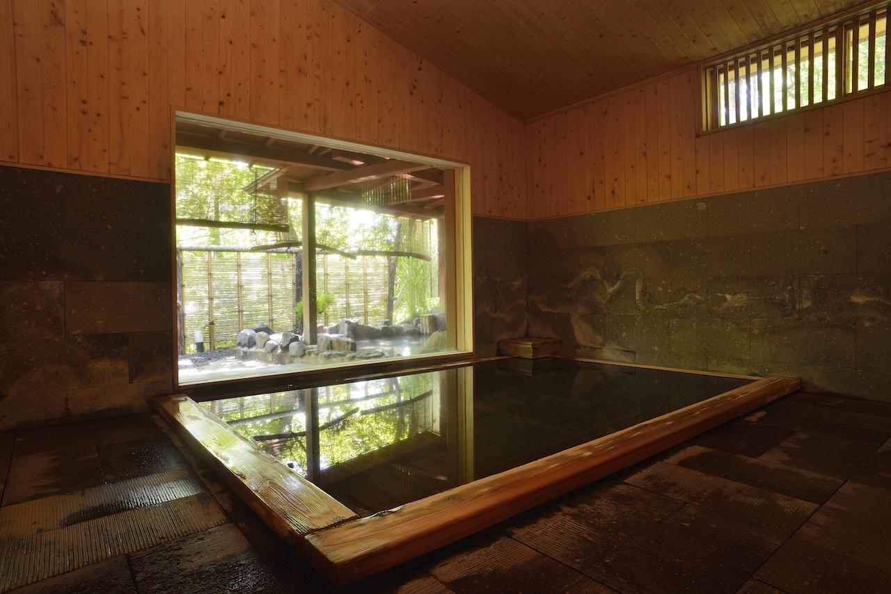 定山渓温泉 内風呂