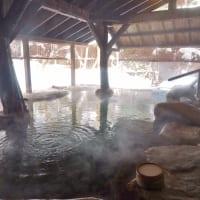定山渓温泉 雪露天風呂