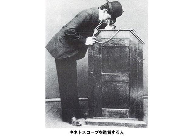 六甲オルゴールミュージアム企画展示「キネトスコープ鑑賞体験」
