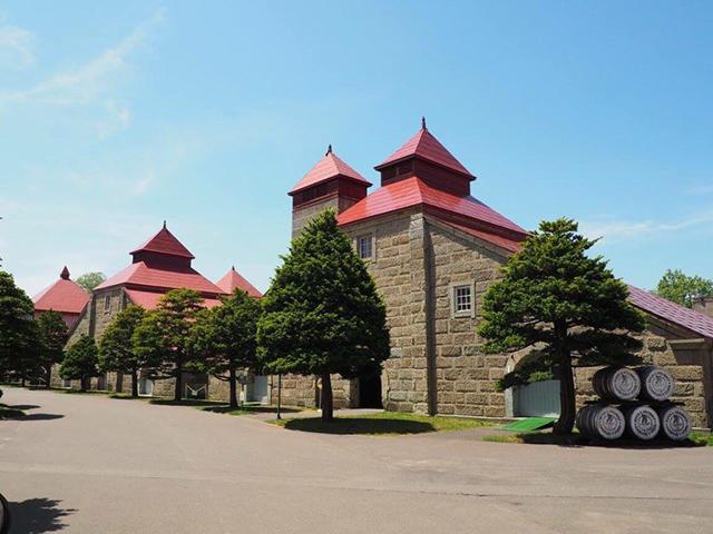 「旅好きが選ぶ日本人に人気の無料観光スポット」ニッカウヰスキー余市蒸溜所