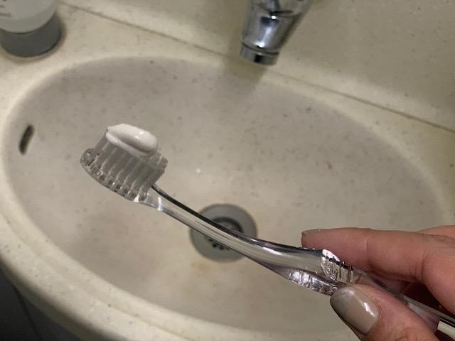 歯磨き粉「イソップ トゥースペースト 10mL」を使ってみた