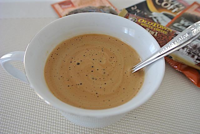 デフォルトで甘いマレーシアのコーヒー