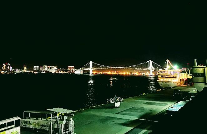 竹芝客船ターミナル 客船ターミナル