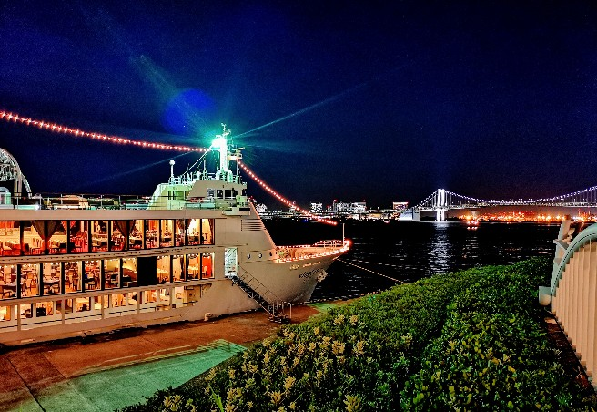 竹芝客船ターミナル 客船