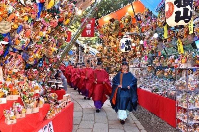 氷川神社大湯祭