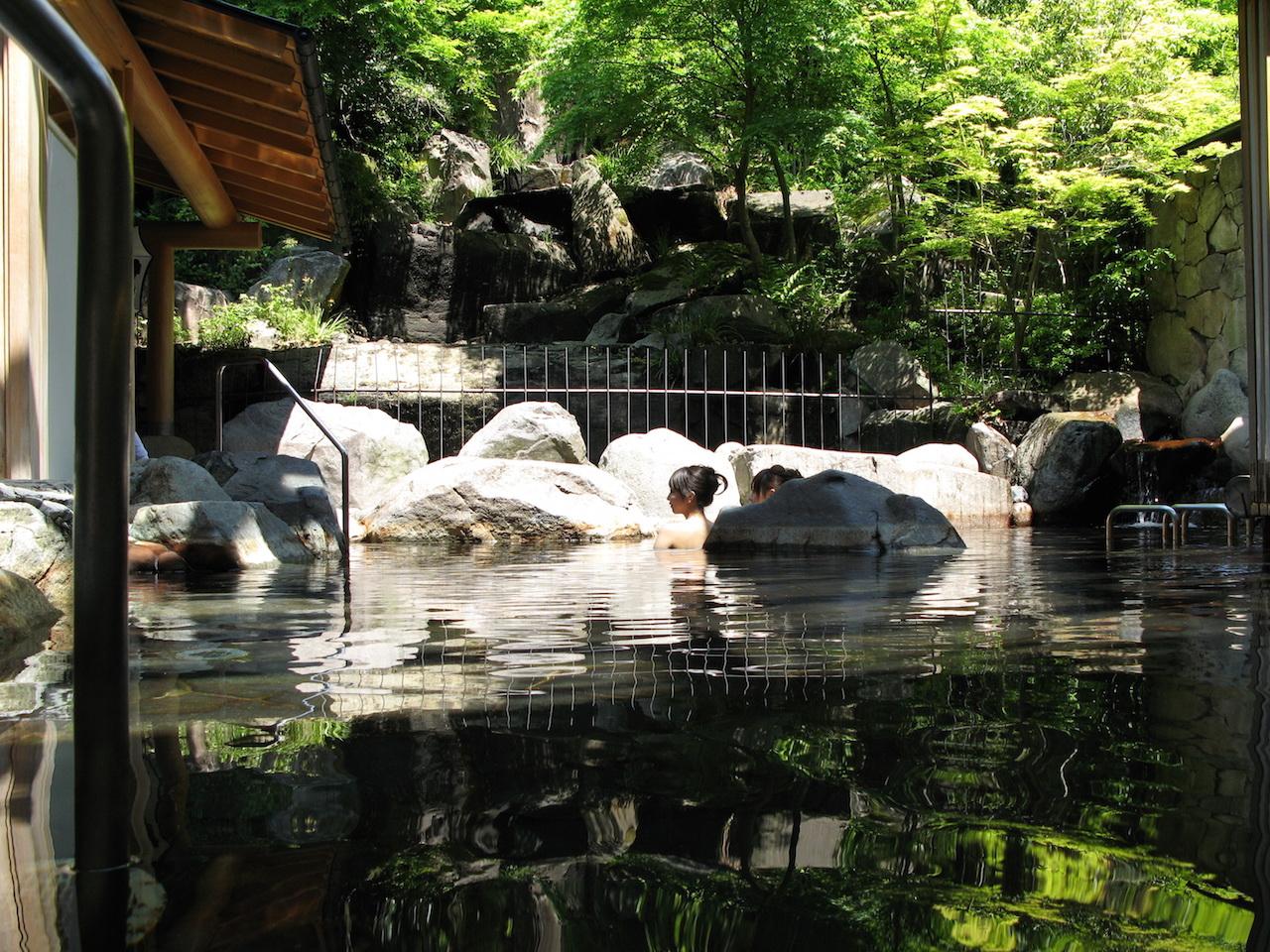 城崎温泉 御所の湯 風呂