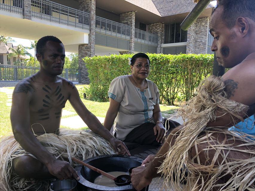 カバの儀式