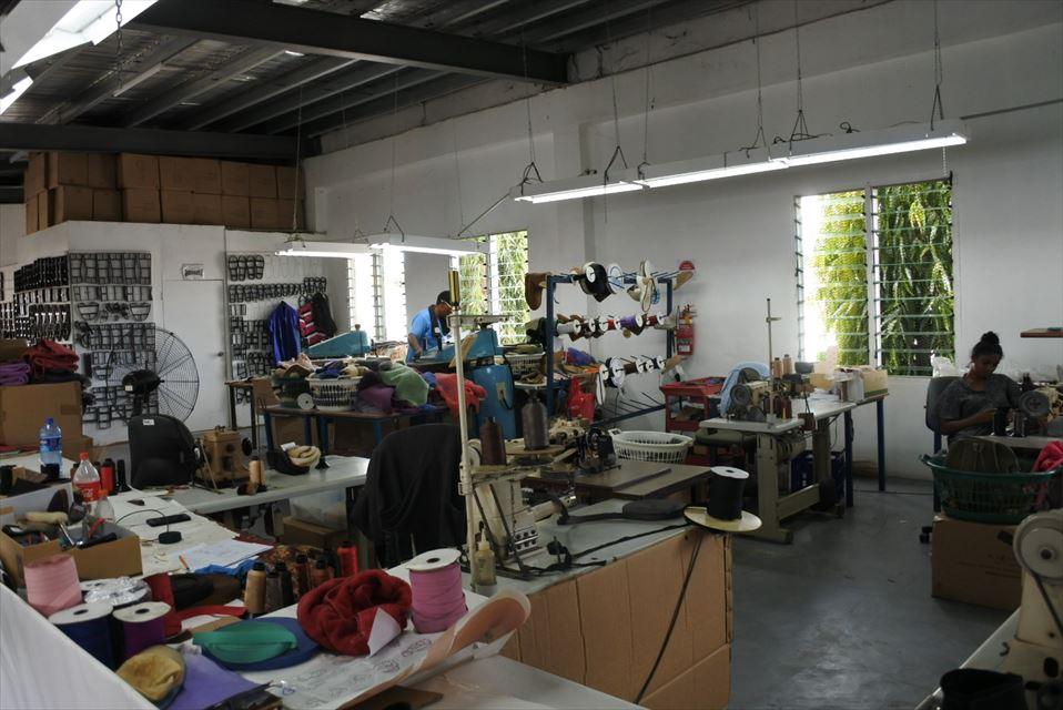 UGGfiji工場