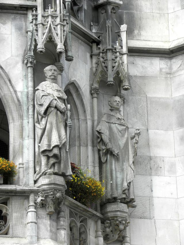 マキシミリアンII世、ルートビッヒII世