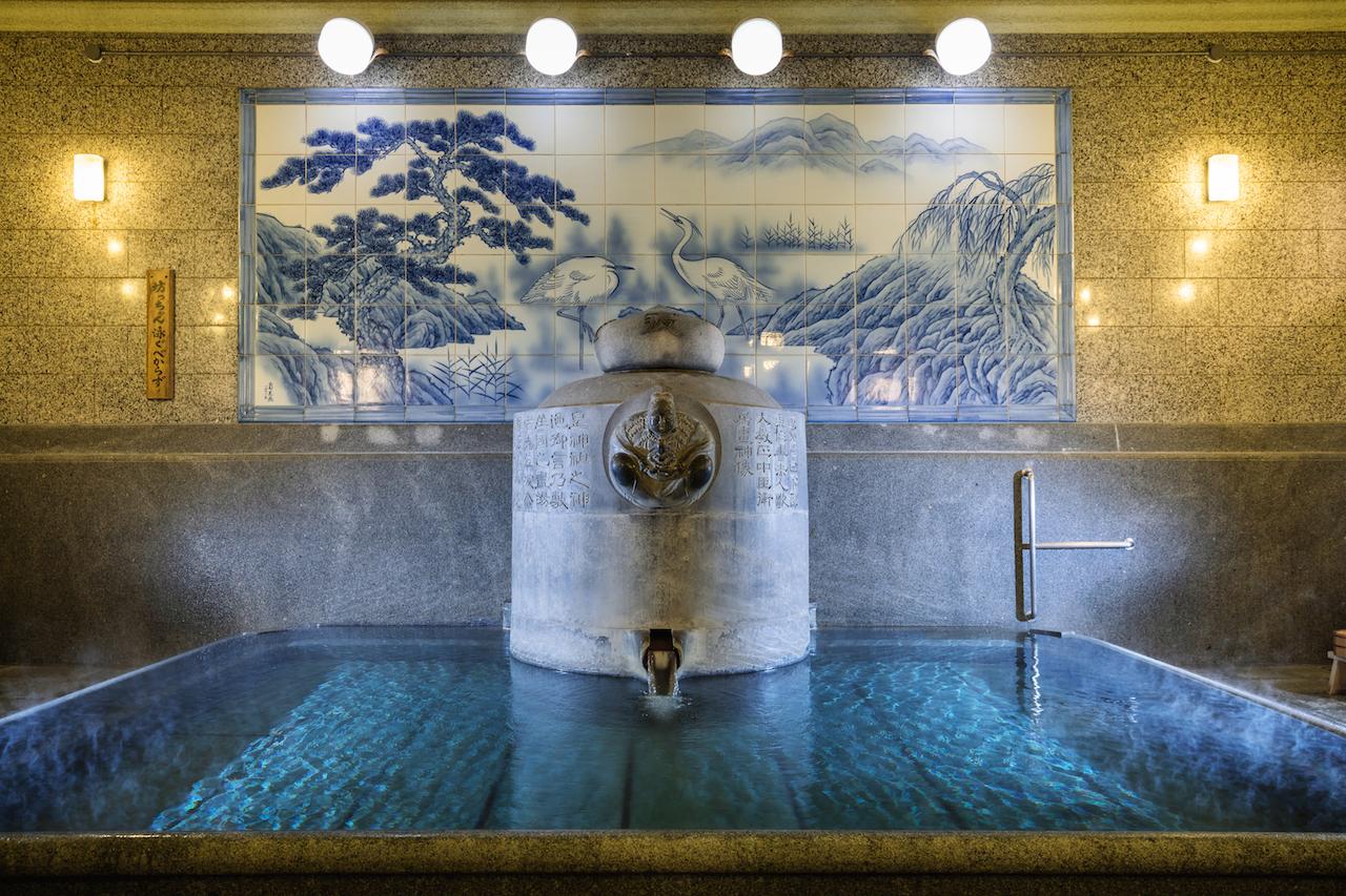 道後温泉 神の湯