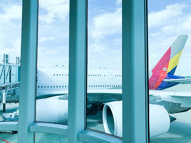 A380に搭乗!