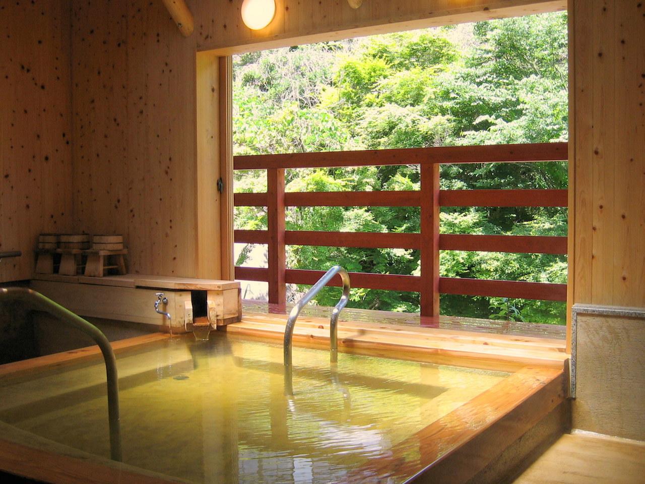 湯平温泉 中の湯