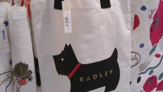 ラドリーのエコバッグ