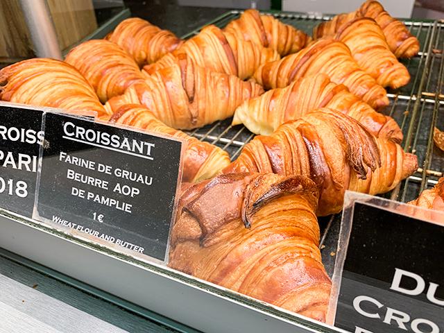 賞も取った美味しいクロワッサンを!「Maison d'Isabelle(メゾン ディザベル)」【フランス・パリ】