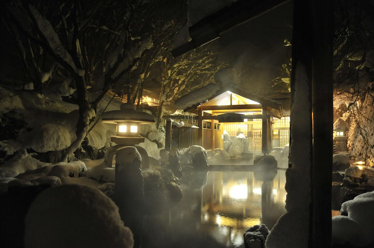 宝川温泉 摩耶の湯