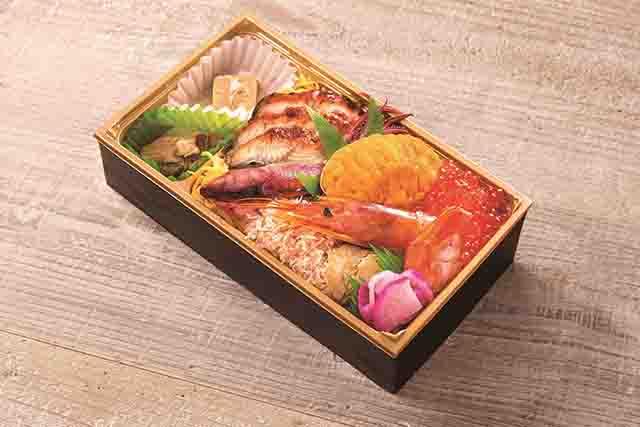 東武百貨店池袋本店「ご当地ぐるめ祭」かに船「かに船海鮮弁当」