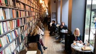 人気のセレクトショップ「Merci」の素敵すぎるカフェ「Le Used Book Café(ユーズド・ブック・カフェ)」