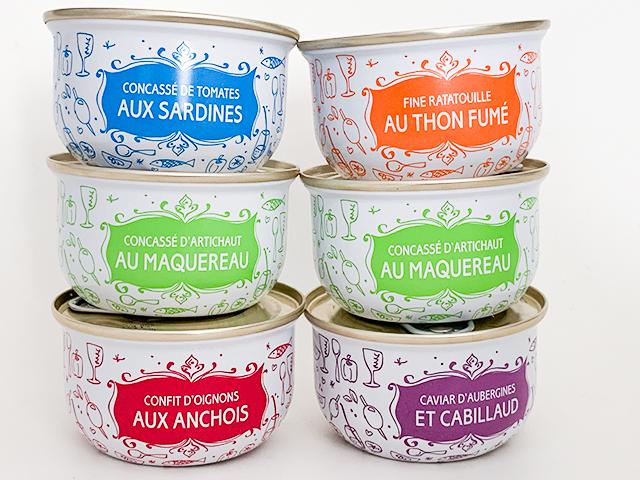 お土産にぴったり!おしゃれすぎる缶詰のお店「Conserverie la belle-iloise(コンセルヴリィ・ラ・ベル・イロワーズ)」