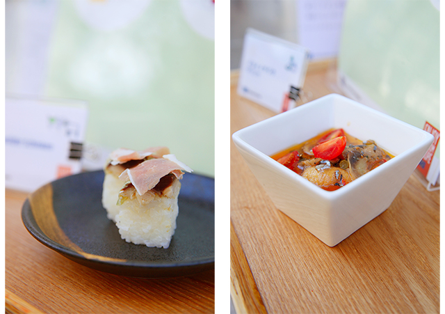 Enjoy EU Village !~ヨーロッパと日本食材のパーフェクト・マッチを楽しむ10日間
