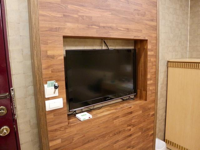 液晶テレビも有り