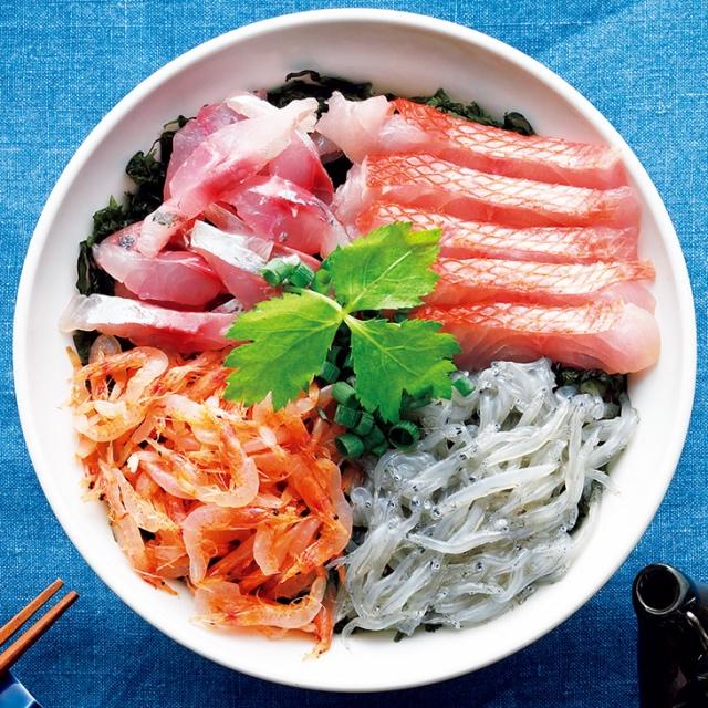 静岡海鮮ごちそう丼