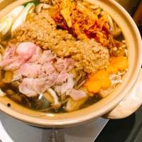 ※710「ブランド納豆と有機野菜の納豆発酵鍋」