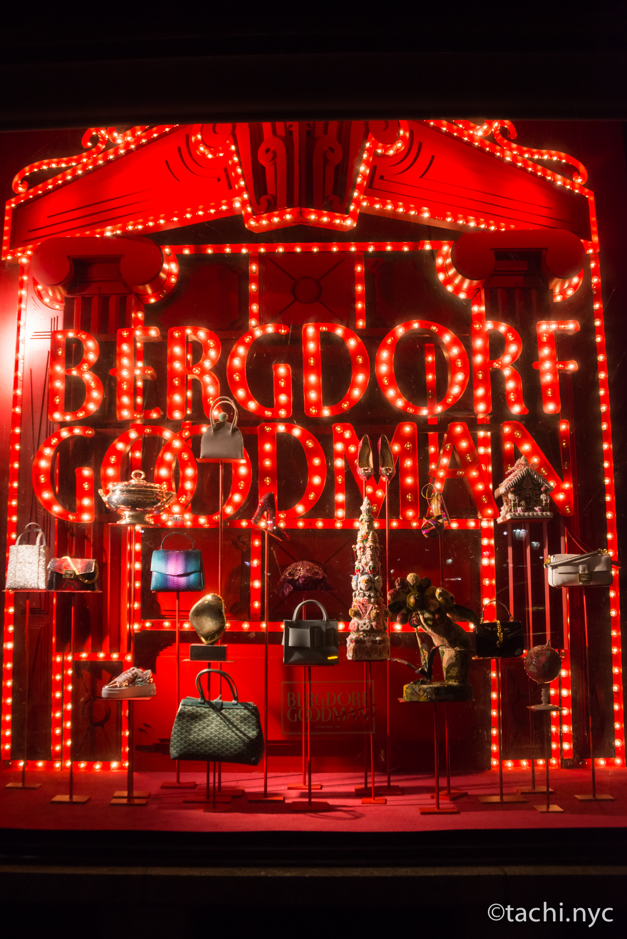 Bergdorf Goodman バーフドーフグッドマン
