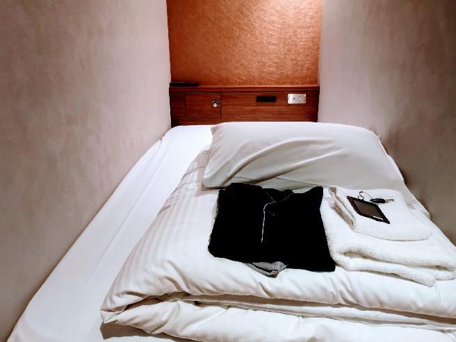 GARDENS CABIN 1段ベッドタイプ