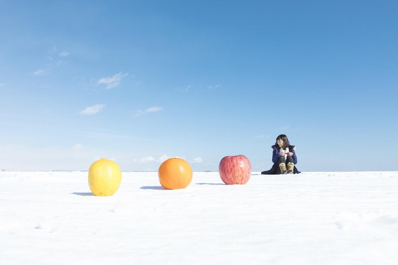 べつかい氷平線 北海道