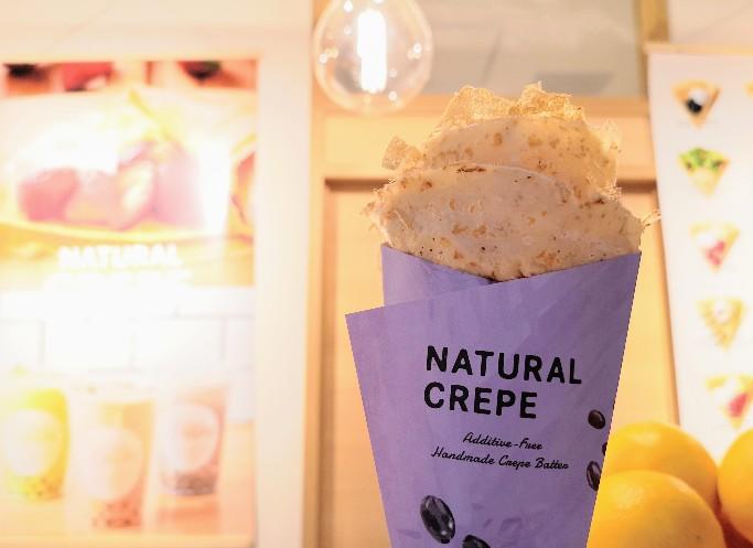 NATURAL CREPE 南町田グランベリーパーク店 黒豆クレープ