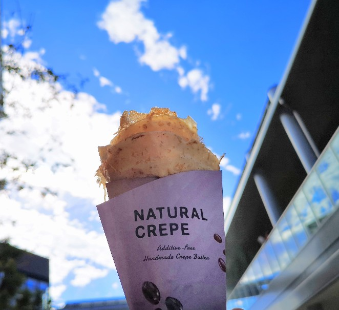 NATURAL CREPE 南町田グランベリーパーク店クレープ