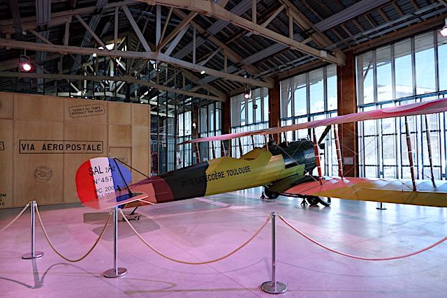旧日本陸軍も導入した、サルムソン 2A2型機レプリカ