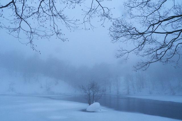 【日本の冬絶景】冬の世界文化遺産を訪れたい 岩手県の雪景色