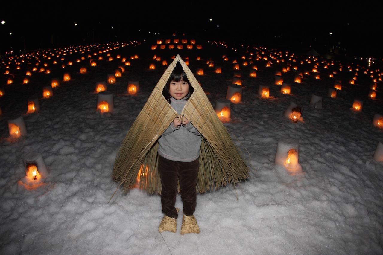 【日本の冬絶景】雪国の伝統の美しさ 新潟県の雪景色
