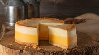 ビスポッケ「神戸ミルクヨーグルトチーズケーキ」