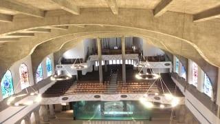 パウルス教会内部4