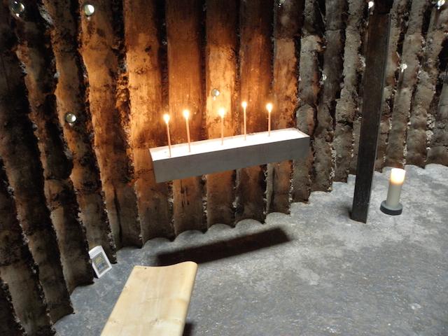 クラウス礼拝堂内部3