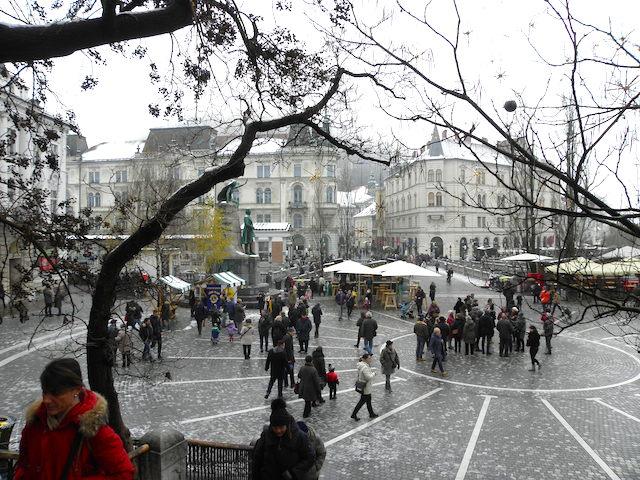 プレシェーレン広場