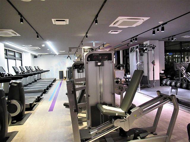 成田空港温泉空の湯「Anytime Fitness」