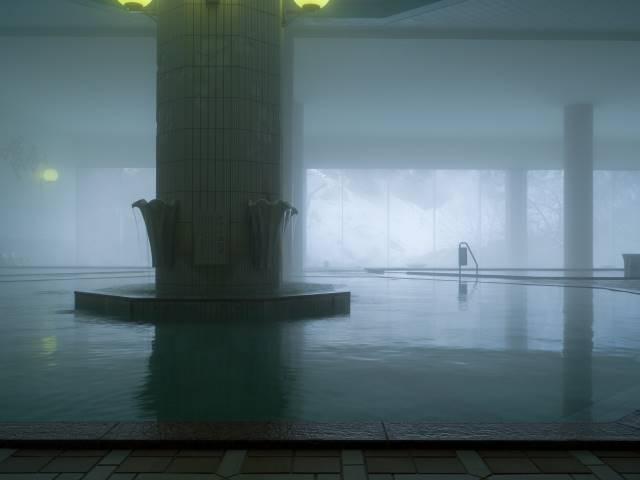 冬の秘湯は最高のパワースポット(6)登別温泉 第一滝本館<北海道>