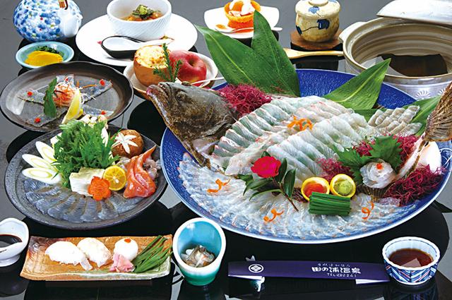 第24回平戸天然ひらめまつり「旅館 田の浦温泉」